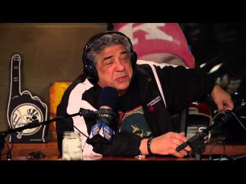 The Artie Lange   Vincent Pastore instudio Part 1