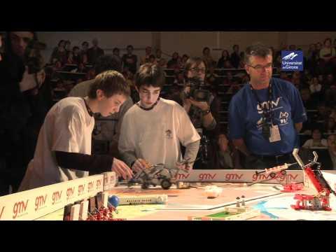FIRST LEGO League a la Universitat de Girona