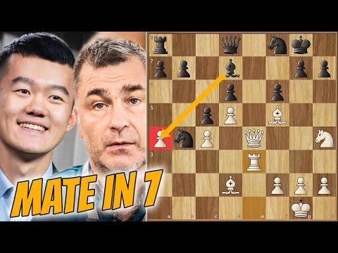 2020 Just Got A LOT Better || Ivanchuk vs Ding || Chess24 Legends of Chess (2020)