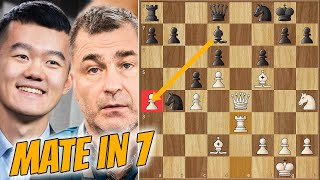 2020 Just Got A LOT Better || Ivanchuk vs Ding || Chess24 Legends of Chess (2020)