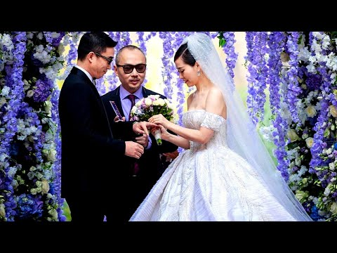 Tony Ward Making of - Jane Zhang Wedding Dress