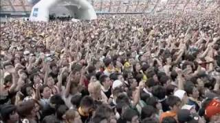 Hoobastank - Born To Lead / The Reason (Live @ Summer Sonic 09)