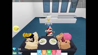 GARY Y U GOTTA END MY VID LIKE DAT?!?!? Roblox Restaurant Tycoon 2 Gameplay #1