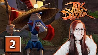 Jak and Daxter PS4 The Precursor Legacy Gameplay Walkthrough Part 2