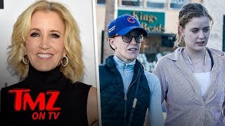 Felicity Huffman and Daughter Out in L.A. Amid College Bribery Scandal | TMZ TV