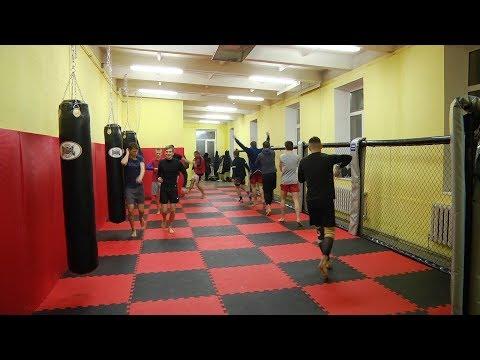 Академия MMA в Мозыре