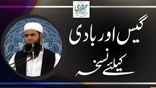 Badi Or Gas Klye Nuska -- Sheikh Ul Wazaif  Hazrat Hakeem Mohammad Tariq Mahmood Majzoobi Chughtai