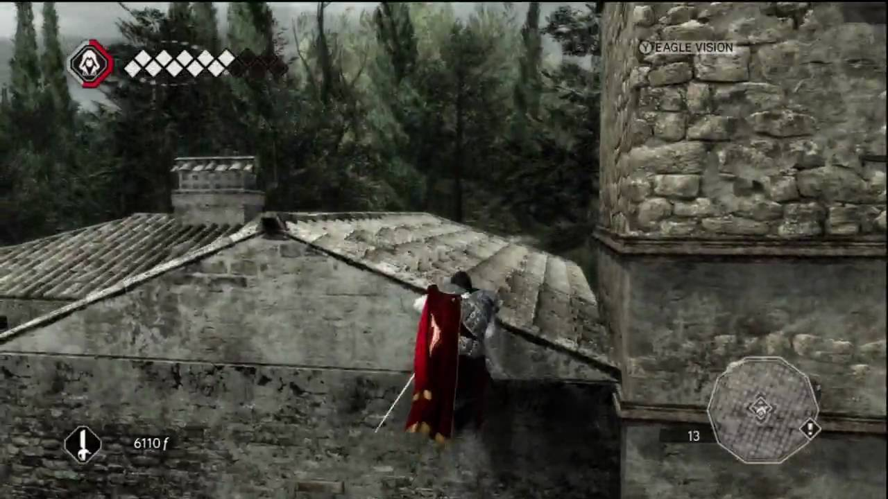 Assassin S Creed 2 Xbox 360 Gameplay Part 15 Of 21 720p Hd Youtube