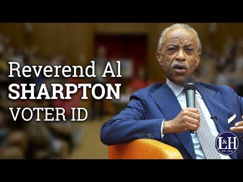 Reverend Al Sharpton: Can Trump be re-elected? (2017) | UCD Literary & Historical Society