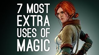 7 Uses of Magic in Games So Extra It's Inspiring