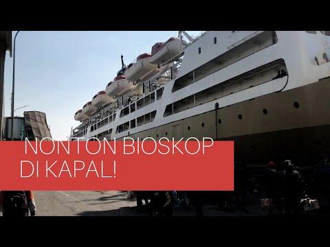 Trip Surabaya - Makassar Dgn Kapal Motor Pelni KM Sinabung