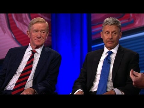 Gary Johnson: No chance Bill Weld is dropping out