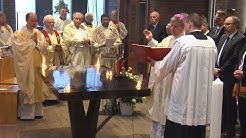 Was passiert bei einer Altarweihe?