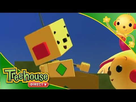 Rolie Polie Olie - Madame Bot-Erfly / Boxing Day / It's Just Not Fair - Ep.59