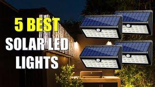 ☑️ Solar LED Light: 5 Best Solar LED Lights In 2018 | Dotmart