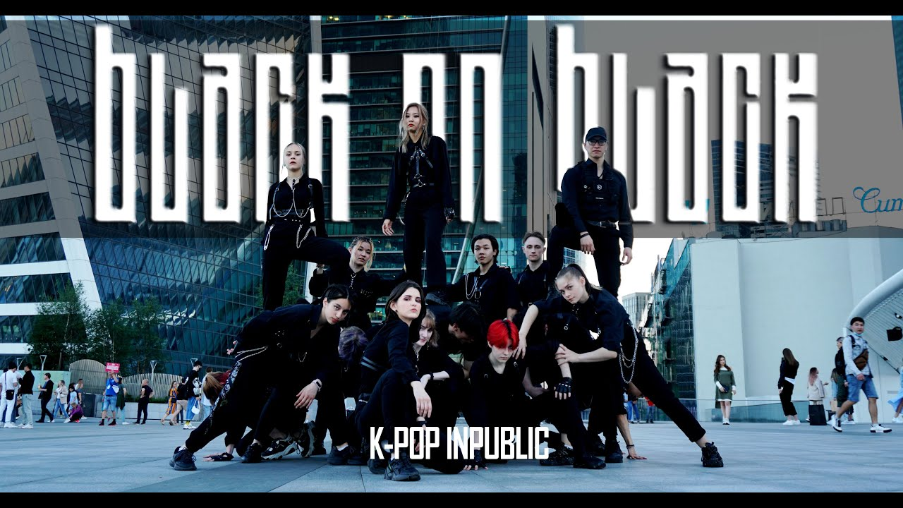 [KPOP IN PUBLIC][ONE TAKE] NCT 2018 엔시티 2018 'Black on Black' [Dance Cover by RofUs]