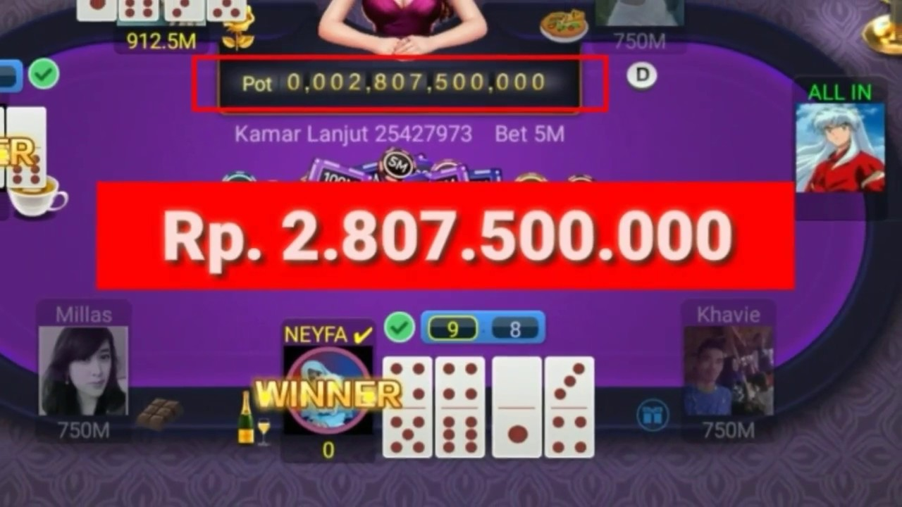 Cara Selalu Menang Game Boyaa Domino Qiu Qiu 99 Always Win In Domino Qiu Qiu Youtube
