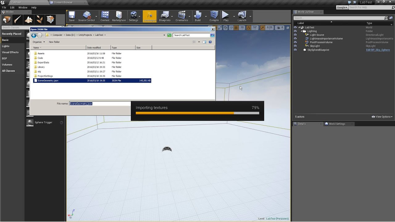 Check this out! Unity 5 vs Unreal - Unity Forum