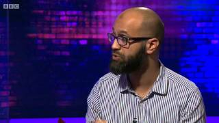 asim qureshi is exposed by the bbc s andrew neil as a fraud and jihadist supporter apologist