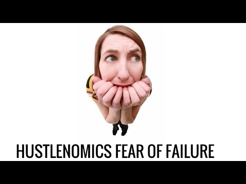 Fear of Failure or Scared of the Internet