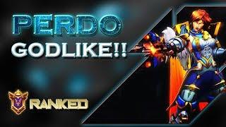 Virtus.Pro PERDO Furia Ranked Gameplay POV | Celerity Talent | GODLIKE!!
