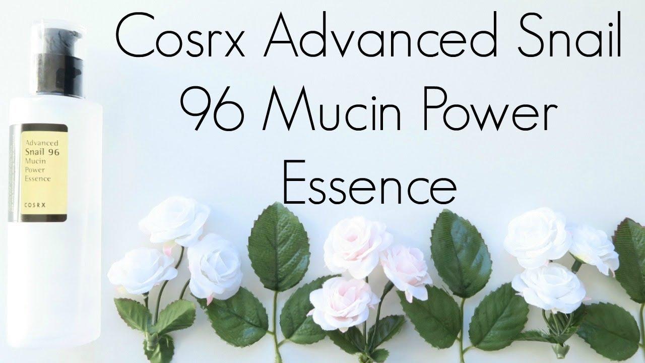 Advanced Snail 96 Mucin Power Essence by cosrx #11