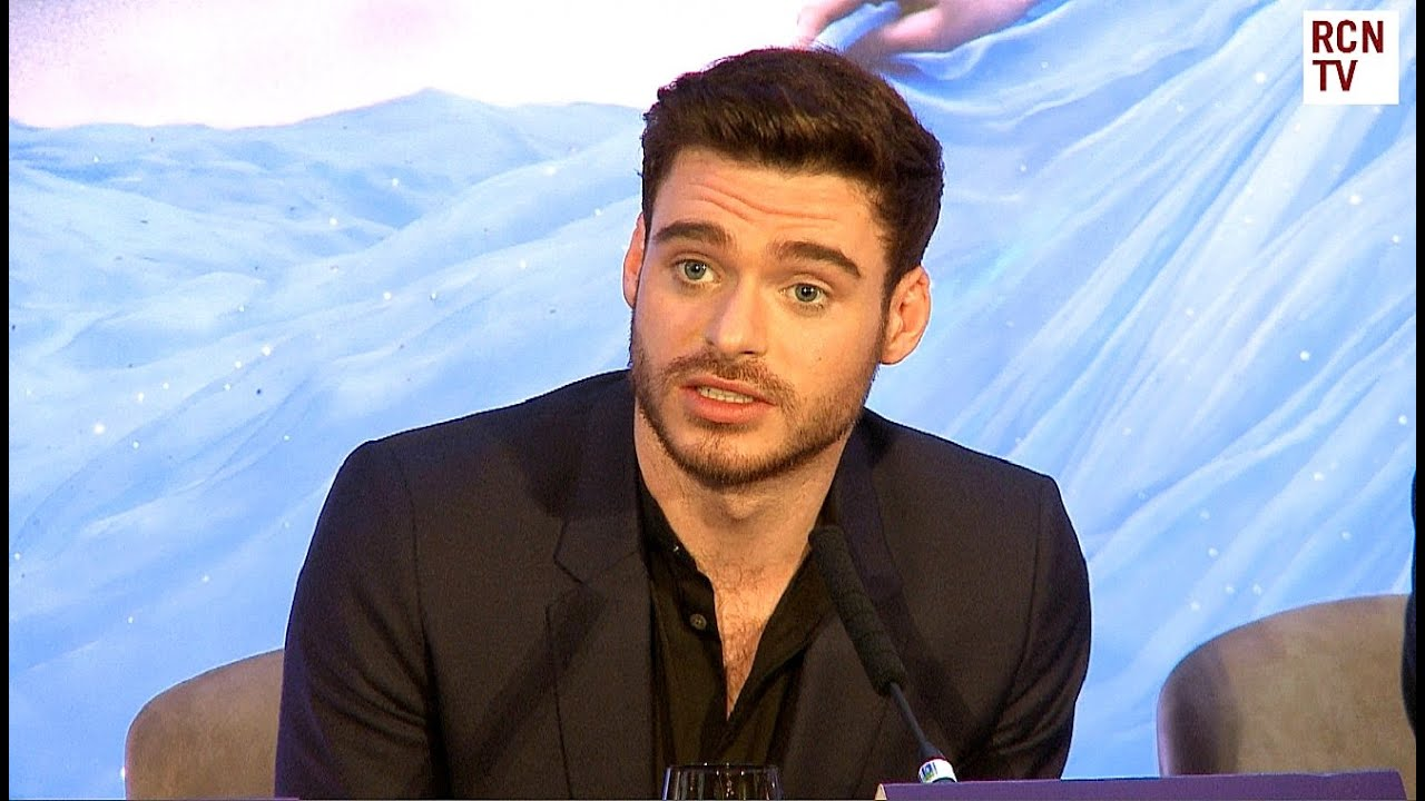 Richard Madden Interview - Robb Stark vs Prince Charming ...