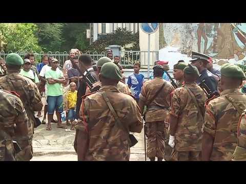 Lord Mayor Ulrich Sumptoh of Port Vila,Vanuatu