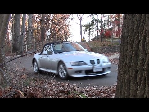 BMW Z3 Road Test & Review by Drivin' Ivan