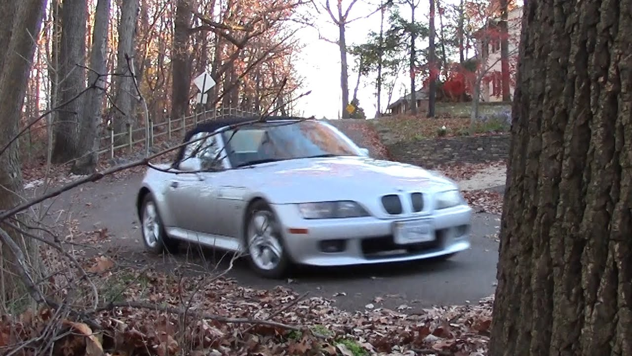 Bmw Z3 Road Test Amp Review By Drivin Ivan Youtube