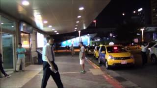 台湾の治安は悪いのか?夜11時の高雄駅界隈を歩いてみた