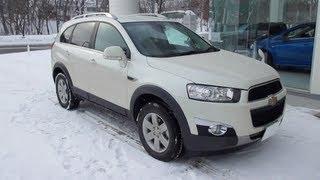 Chevrolet Captiva 2012 Videos