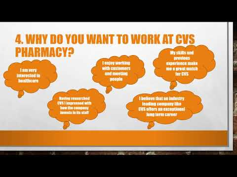 Top 5 CVS Pharmacy Interview Questions And Answers
