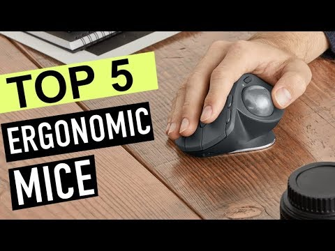 BEST 5: Ergonomic Mice