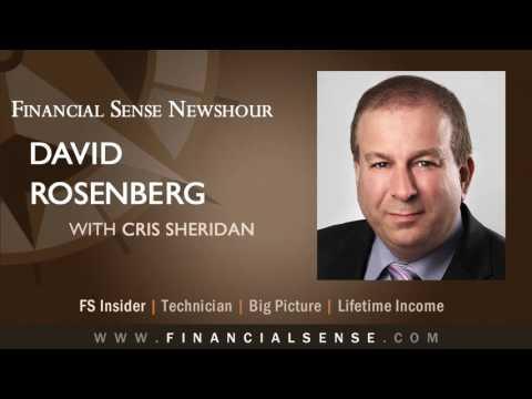 David Rosenberg on Economic Outlook, Escalating Political Risks