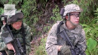 U.S. Army and Singapore Armed Forces in Urban Warfare, Jungle Operations | AiirSource