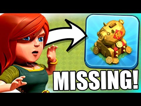 CLASH OF CLANS STOLE MY GOLDEN PIG!! LUNAR NEW YEAR SPECIAL SPENDING SPREE!