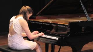 J.S. Bach - Prelude & Fugue BWV 847 in c minor by Nathalie Matthys