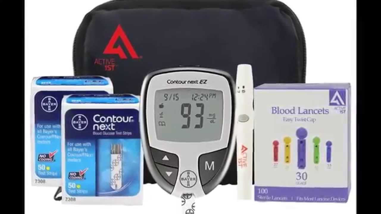 blood testing machine for diabetes