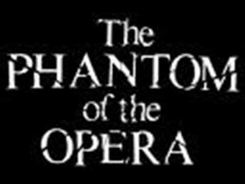 Phantom of the Opera Music Videos - YouTube