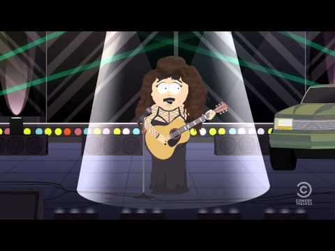 Randy Marsh performing live as Lorde (HD) - South Park