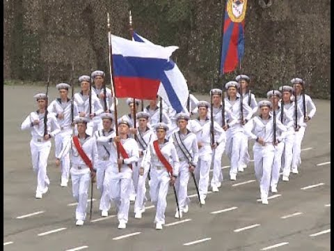 Russian Pacific Fleet Holds Military Parade, Live fire Exercises to Celebrate Navy Day