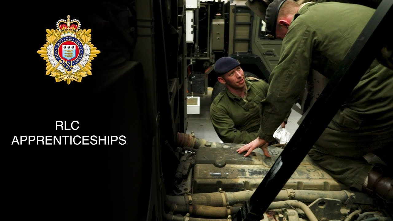 Regular & Reservist Careers | The Royal Logistic Corps