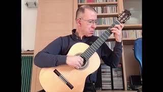 CARLOS SURINACH: Sonatina, First Movement - Allegretto