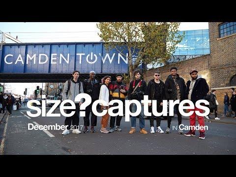 size?captures Camden