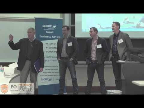 Entrepreneurs' Organization Houston - Veterans Business Battle 2015