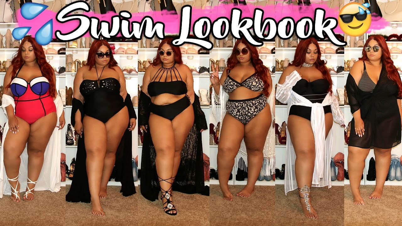 [VIDEO] - PLUS SIZE SEXY & CUTE SUMMER 2017 LOOKBOOK 2
