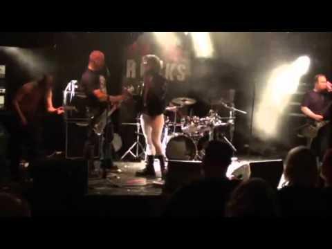 Hellboozer Union - Live @ On The Rocks, Helsinki 21.01.2012 (full gig)