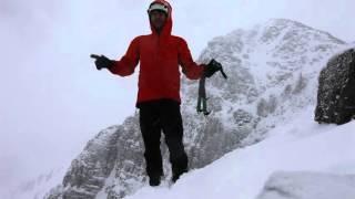 Marc-André Leclerc on Scottish Winter