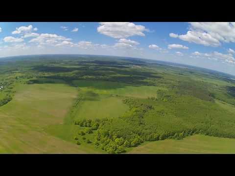 Родники Ивановская область с высоты птичьего полета